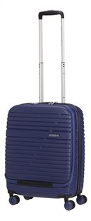 American Tourister harde reistrolley Aero Racer Spinner Front 15.6/ Laptop Nocturne Blue 55 cm-Afbeelding 1