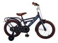 Vélo pour enfants LF Boy bleu mat 16/-Côté gauche