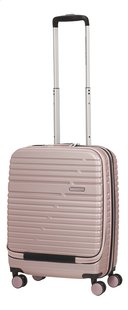 American Tourister harde reistrolley Aero Racer Spinner Front 15.6/ Laptop Rose Pink 55 cm-Afbeelding 1