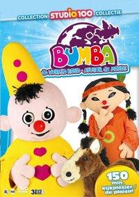 Dvd-box Bumba De wereld rond Volume 2