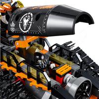 LEGO Ninjago 70654 Dieselnaut-Artikeldetail