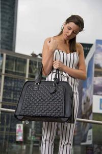 Olivia Lauren businesstrolley Eagle zwart-Afbeelding 1