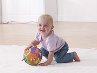 VTech Baby Knuffel & Leer bal NL-Image 2