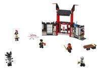 LEGO Ninjago 70591 Ontsnapping uit de Kryptarium gevangenis-Vooraanzicht