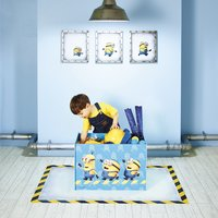 Hello Home opbergbox Minions Tidy up Time-Afbeelding 2