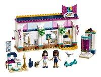 LEGO Friends 41344 Andrea's accessoirewinkel-Vooraanzicht