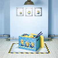 Hello Home opbergbox Minions Tidy up Time-Afbeelding 1
