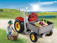 Playmobil Country 6131 Fermier avec faucheuse-Image 1