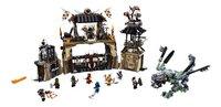 LEGO Ninjago 70655 Drakenkuil-Vooraanzicht