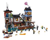 LEGO Ninjago 70657 City haven-Vooraanzicht