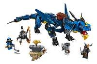 LEGO Ninjago 70652 Stormbringer-Vooraanzicht