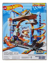 Hot Wheels circuit acrobatique City Méga Garage-Arrière
