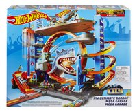 Hot Wheels circuit acrobatique City Méga Garage-Avant
