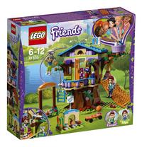 LEGO Friends 41335 Mia's boomhut-Linkerzijde