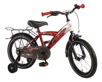 Volare vélo pour enfants Thombike rouge/argenté 16' (monté à 95 %)