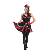 Déguisement Day of the Dead pour femmes taille 42-Image 1
