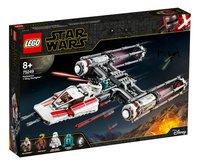 LEGO Star Wars 75249 Resistance Y-Wing Starfighter-Linkerzijde