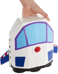 Set de jeu Toy Story 4 Buzz l'Éclair Coffret Aventure-Image 2