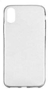 coque transparente silicone iphone x