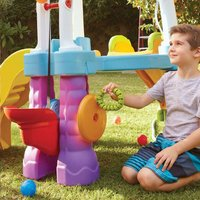 Little Tikes speelcomplex Tumblin' Tower Climber-Afbeelding 3