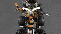 LEGO Ninjago 70654 Dieselnaut-Afbeelding 3