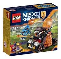 LEGO Nexo Knights 70311 La catapulte du chaos