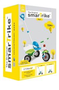 smarTrike driewieler New Fun blauw/groen-Vooraanzicht