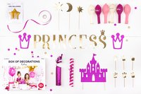 Party set Princess-Afbeelding 1