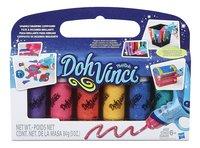 DohVinci recharge Deco Pop Brillant - 6 pièces