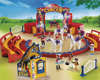 Playmobil City Life 5057 Le Cirque-Avant