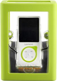 Lenco lecteur MP4 Xemio-657 4 Go vert