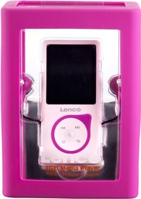 Lenco mp4-speler Xemio-657 4 GB roze