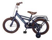 Vélo pour enfants LF Boy bleu mat 16/-Côté droit