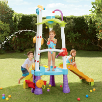 Little Tikes speelcomplex Tumblin' Tower Climber-Afbeelding 5