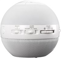 Lenco radio-réveil Wellness CRW-1