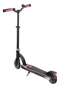 Globber elektrische step One K E-Motion 10 zwart/roze-Achteraanzicht