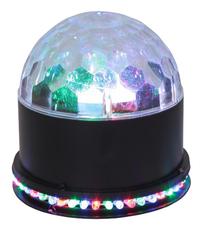 ibiza Jeu de lumière LED 2 en 1 ufo/astro