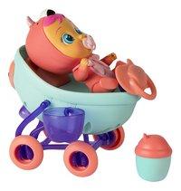 Cry Babies Fancy's wandelwagen-Vooraanzicht