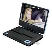 Lenco lecteur DVD portable DVP-910 9/ noir/bleu-Image 1