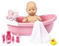 DreamLand Le moment du bain poupée Fiona avec baignoire