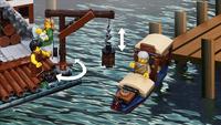 LEGO Ninjago 70657 City haven-Afbeelding 1