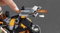 LEGO Ninjago 70654 Dieselnaut-Afbeelding 1