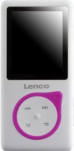 Lenco lecteur MP4 Xemio-657 4 Go rose-Avant