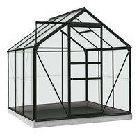 ACD Serre Intro Grow Daisy 3,8 m² noir-Avant