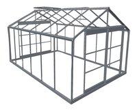 ACD Serre Royal 36 13.69 m² aluminium-Vooraanzicht