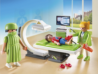 Playmobil City Life 6659 Salle de radiologie-Image 1