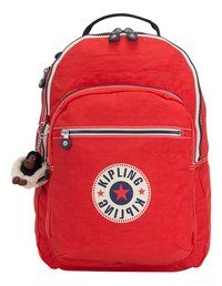 a2de74a3b7 Kipling sac à dos Icon Seoul Active Red Bl