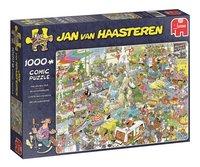 Jumbo puzzel Jan Van Haasteren De vakantiebeurs-Linkerzijde