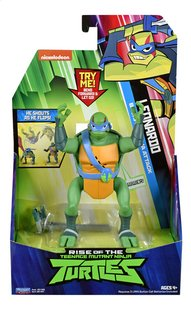 Rise of the Teenage Mutant Ninja Turtles actiefiguur Back Flip Ninja Attack Leonardo-Vooraanzicht