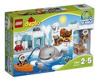 LEGO DUPLO 10803 Les animaux de l'Arctique